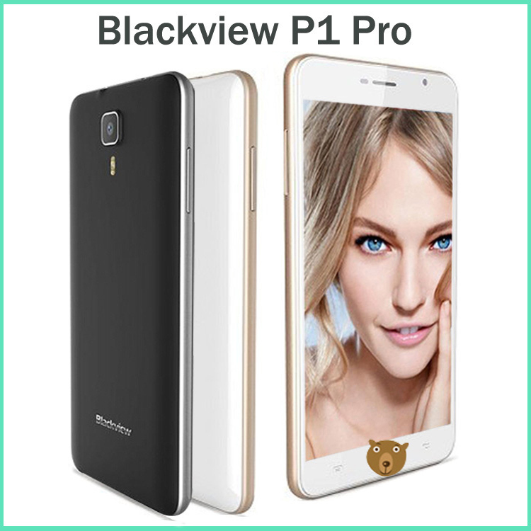 "Original Blackview Alife P1 Pro Mobile Phone 5.5"" Anroid 5.1 Fingerprint MTK6735 Quad Core OTG 4G LTE 2GB RAM 16GB ROM 13.0MP(China (Mainland))"
