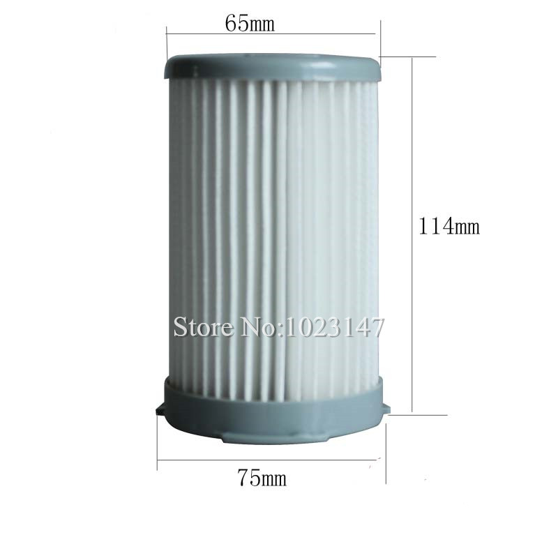 Vacuum Cleaner Cyclone Parts Dust Filter HEPA Filter Replacement for Electrolux ZS203,ZT17635,Z1300-213 Accessories(China (Mainland))