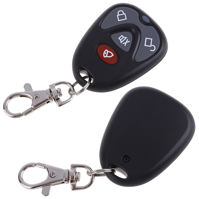 100% New Replacement Garage Door Opener Remote Control 4 Button 433Mhz Car Gate Transmitter Duplicator Rolling Code(China (Mainland))