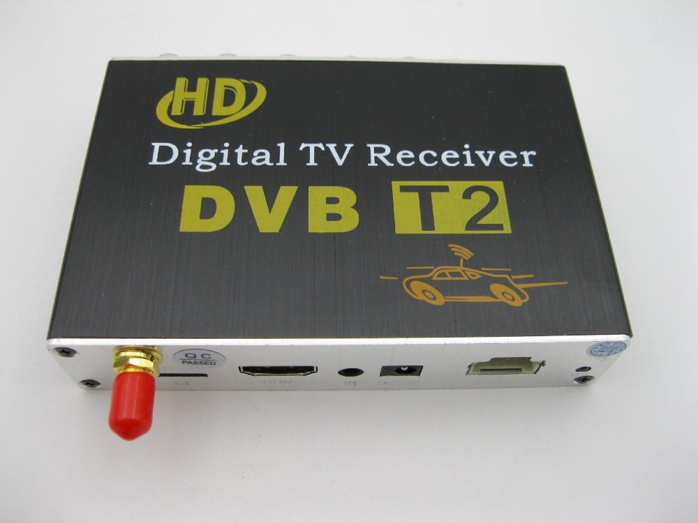 Hot 4K DVB T2 H.264 MPEG4 Mobile Digital TV Box External USB DVB-T2 Car TV Receiver Russian&Europe&Southeast Asia(China (Mainland))