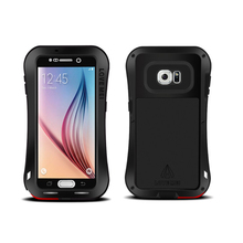 for Samsung Galaxy S6 G9200 LOVE MEI Original Waist Snow Waterproof Aluminum Powerful Case Housing Shell Outdoors Climb