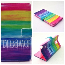 For iphone 6 plus Fashion Wallet Flip PU Leather Case+Phone Bags With Card Slot & Photo Frame Stand