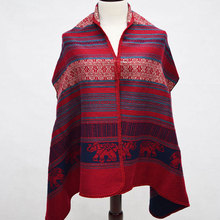 Autumn and winter the new pattern of the elephant pattern cuff scarf scarf(China (Mainland))