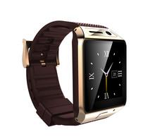 2015 Smart Watch GV08S Clock Sync Notifier Unterstützung Sim-Karte Bluetooth-Konnektivität Apple iphone Android Phone Smartwatch Watch (China (Festland))