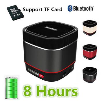 2015 Bluetooth приемник спикер мини портативный Bluetooth спикер TF карта руки бесплатный автомобиль мобильный качество беспроводной сабвуфер