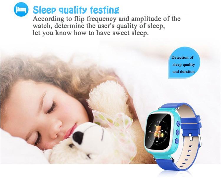 Wrist Watch Cell Phone GPS Tracker for Kids Smartwatch Reloj Children watches for Girls Touch Screen Kids GPS Tracker Runtastic