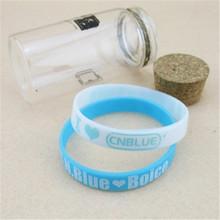 Buy Wholesale KPOP C.N.BLUE CNBLUE Code Name BLUE jelly Men Women bracelet Y2182 for $2.75 in AliExpress store