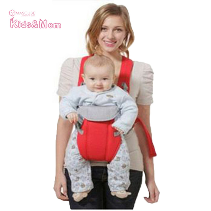 High Quality Fashion Mummy Baby Carrier Wrap Slings Backpack Infant Hip Seat Classical Durable Hot Selling(China (Mainland))