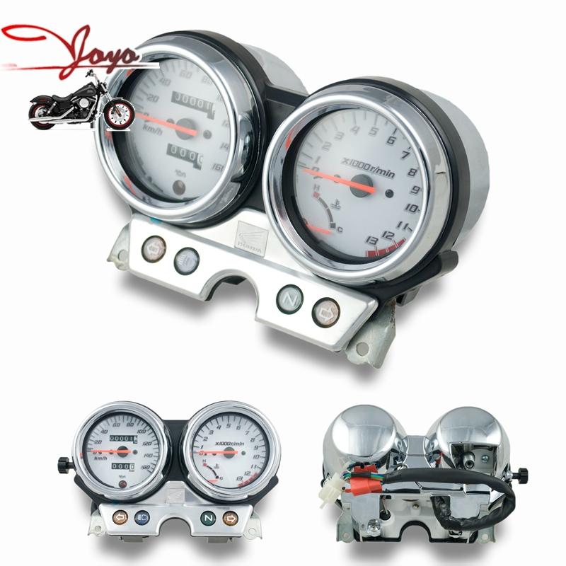 Motorcycle Speedometer Tachometer speedo instrument assembly motorcycle gauge meter accessories For VTR250 2004 2005 2006 2007<br><br>Aliexpress