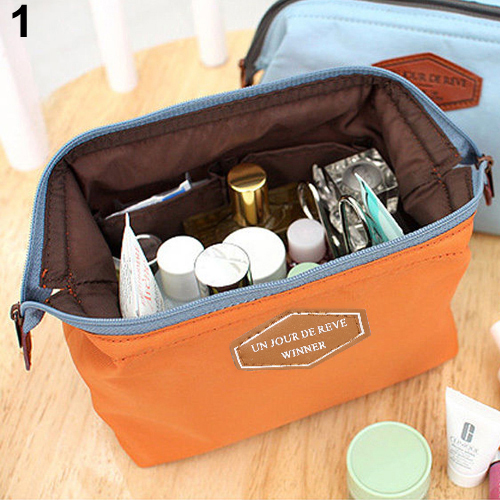 Portable Cute Multifunction Beauty Travel Cosmetic Bag Makeup Case Pouch Retail/Wholesale(China (Mainland))