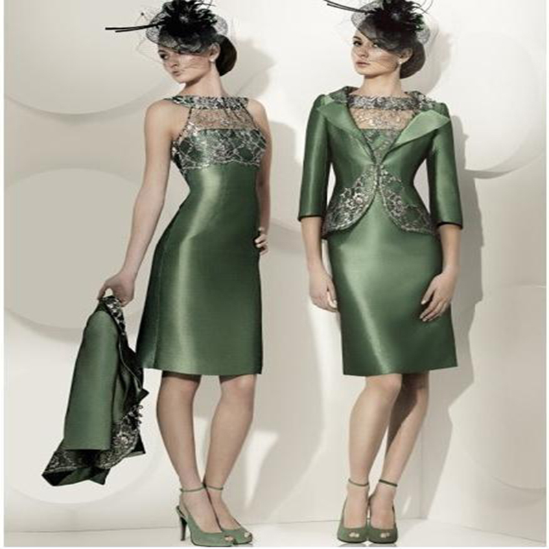 Mother Of The Bride Green Dresses 113
