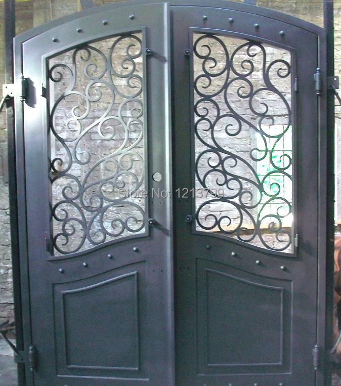 hierro forjado puerta de entrada hierro forjado puerta