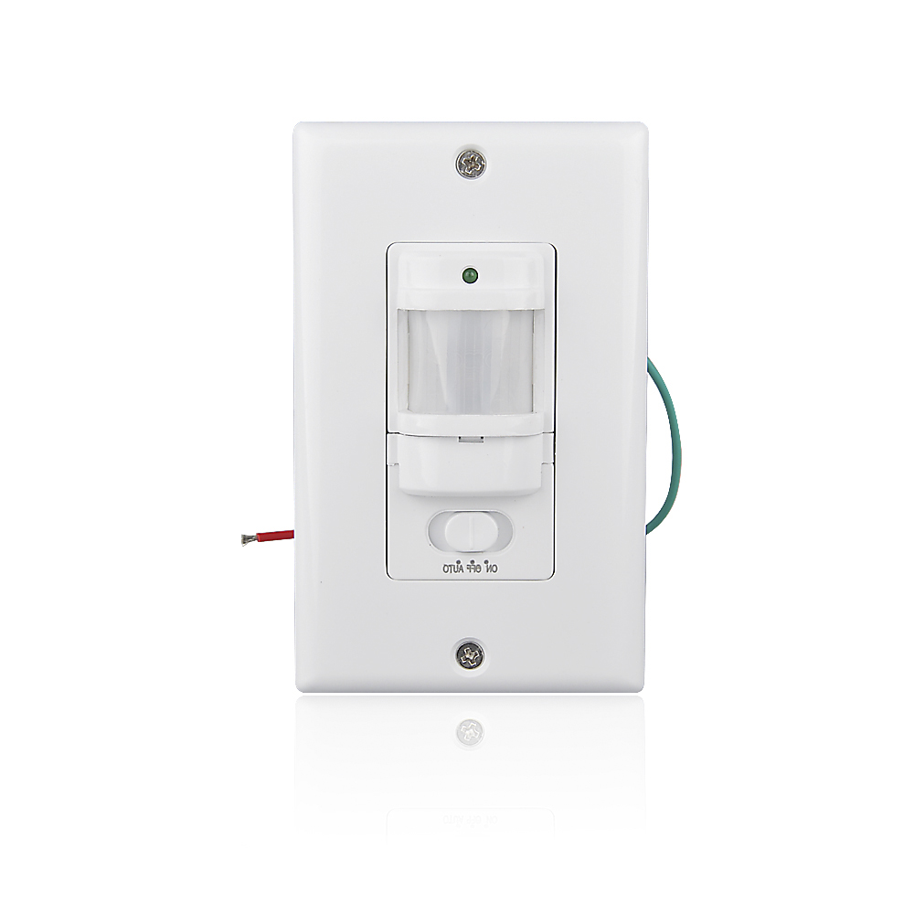Luxform High Quality Wall Light With Pir Sensor : Max 30 minutes delay Wall Mount Motion Sensor Automatic PIR Infrared Sensor Light Switch 9m Max ...