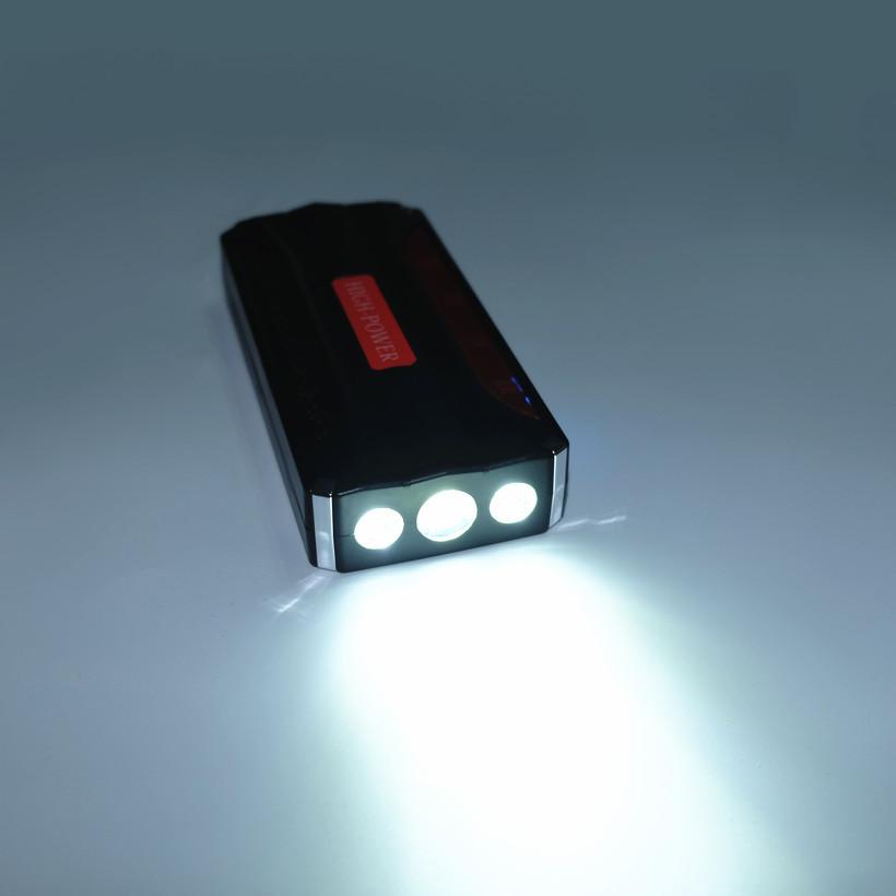Купить Мини Портативный 68800 мАч Автомобиль Скачок Стартер Высокой мощности источник батареи зарядное устройство двигателя автомобиля усилитель банка аварийного питания