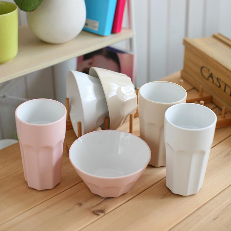 Free Shipping Jingdezhen Ceramic Colorful Cup Baking Salad Bowl(China (Mainland))