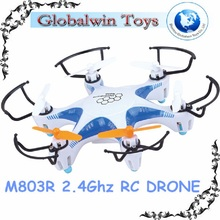 HoverDrone Nano M803R Mini drone 2.4GHz 4CH 6 Axis Gyro 3D Flips & Rolls Radio Control Quadcopter rc helicopter dron