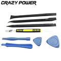 CRAZY POWER 8 in 1 Disassemble Tools Set Repairing Carbon Fiber Hand Tool Set For iPhone