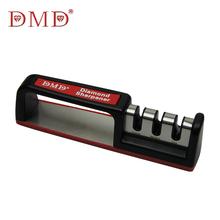 DMD three-stage diamond carbide ceramic kitchen knife sharpener sharpening rod for Household Sharpener Kitchen Knives Tools(China (Mainland))