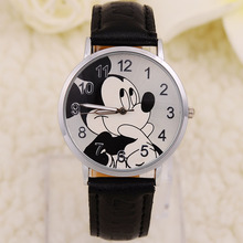 Mouse cartoon watch women watches kids quartz wristwatch child boy clock girl gift relogio infantil reloj