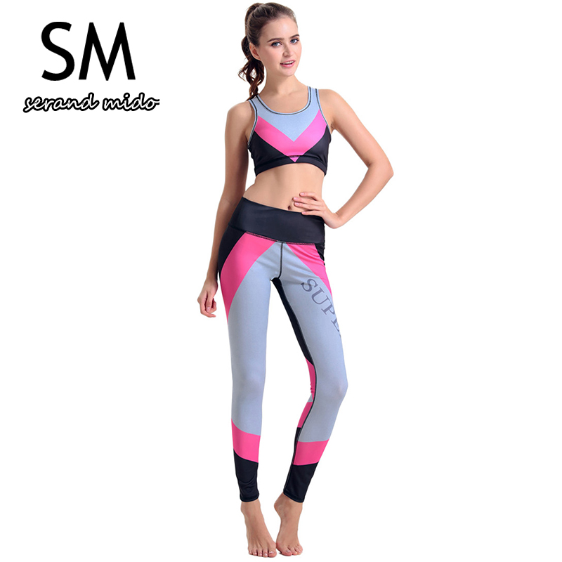 Fitness Workout Clothing And Women's Yoga Set Calisthenics