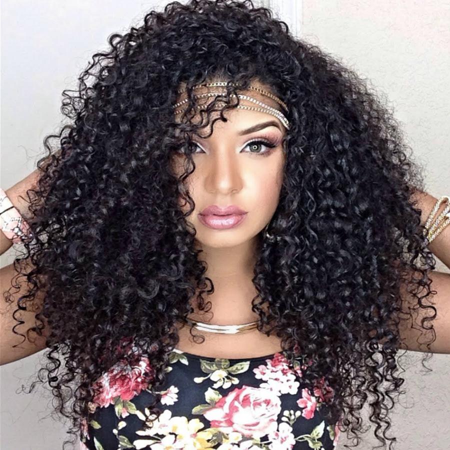 how to make a kinky curly wig