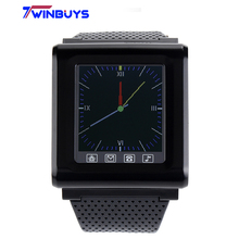 Unlocked AOKE AK812 watch phone 1.44 inch Touch Screen GSM Watch mobile Phone Support TF CARD FM bluetooth mp3 mp4+SOS(Hong Kong)