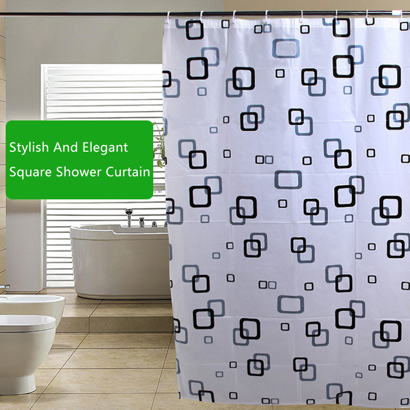 Bestselling Modern Bathroom Shower Curtains Bathroom Bath Shower Curtain bathroom products Bathroom Curtains(China (Mainland))