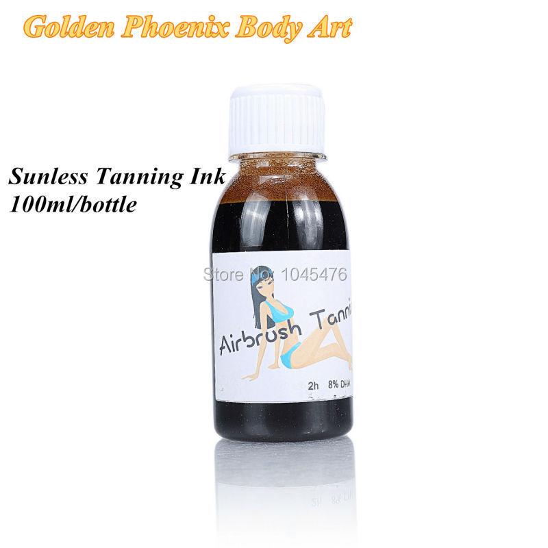 Краска для татуировки Golden Phoenix 1 8% DHA A8001-1P phoenix phoenix p 4607 1