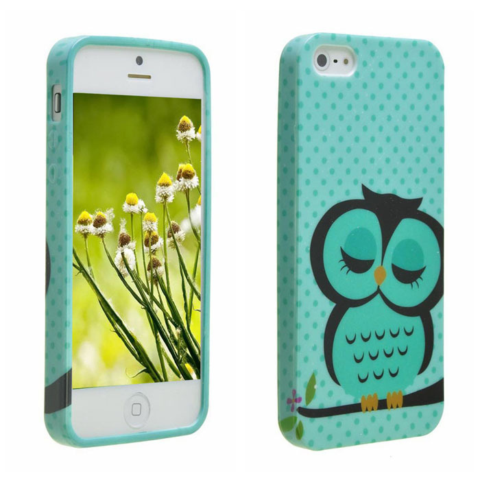 Free Shipping !Case Cover Skin for iPhone 5 5G 5S Cases Printed Partten Soft TPU Case Cover High Quality And Perfectly Matches(China (Mainland))