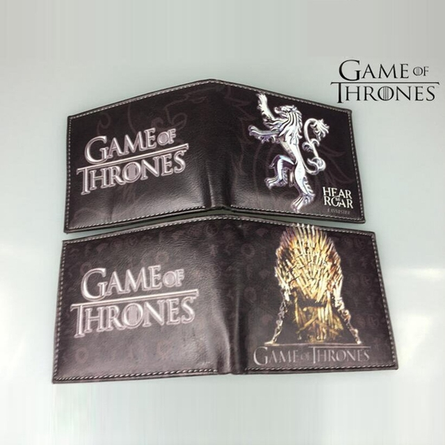 Game of Thrones PVC Print Wallet