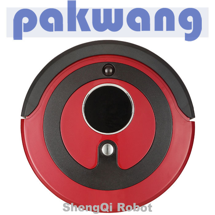 Robot Vacuum Cleaner Multifunction Sweep Vacuum Mop Sterilize Touch Screen Schedule 2 Side Brush Self Recharge,usb cleaner(China (Mainland))