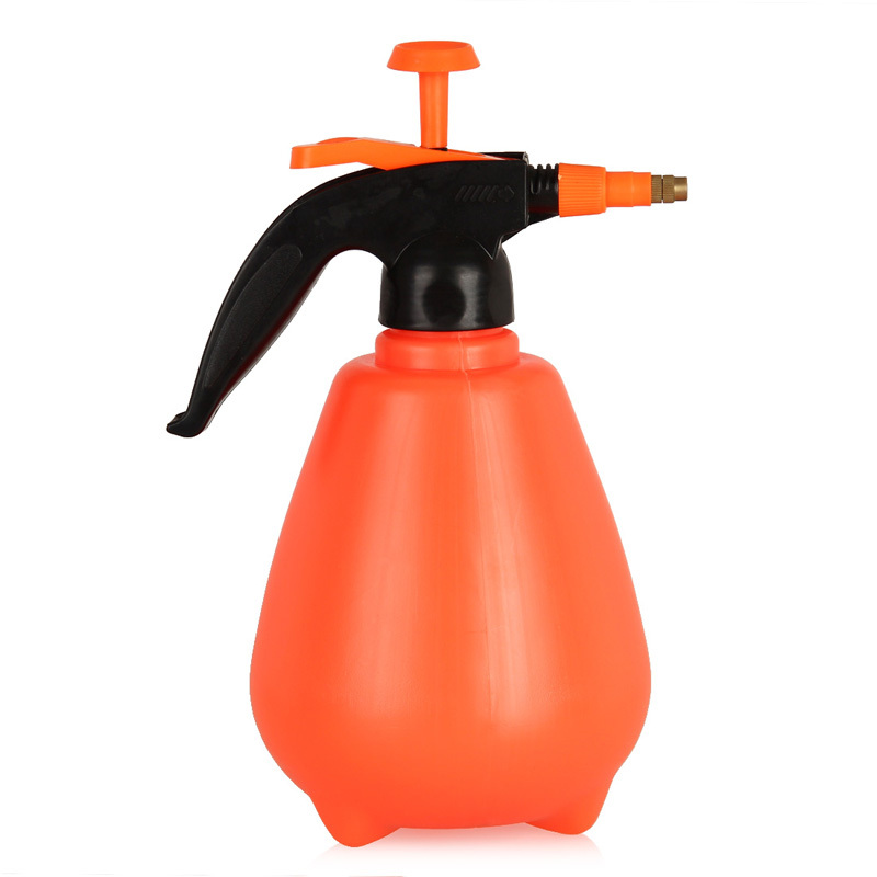 2L PVC Plastic Watering Can Portable Pressure Garden Spray Bottle ...