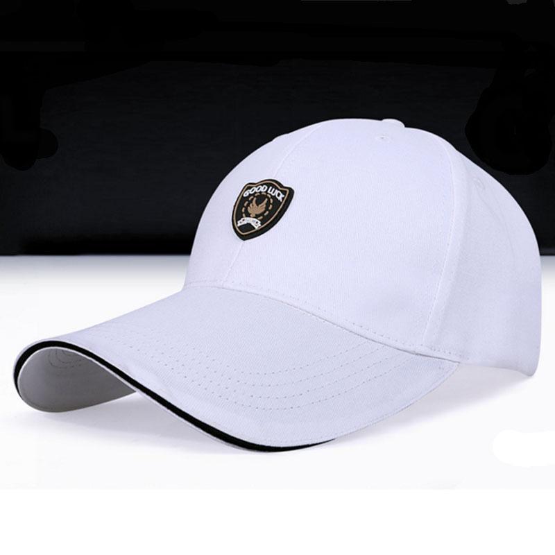 Quality Adjustable fashion Snapback Bone men's hats spring and summer outdoor visor cotton casual baseball cap(China (Mainland))