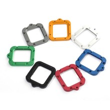 Buy Gopro accessories Aluminum Lens Frame Mount Go pro Hero3 Housing Lanyard Ring Gopro hero 3 waterproof housing case for $3.79 in AliExpress store