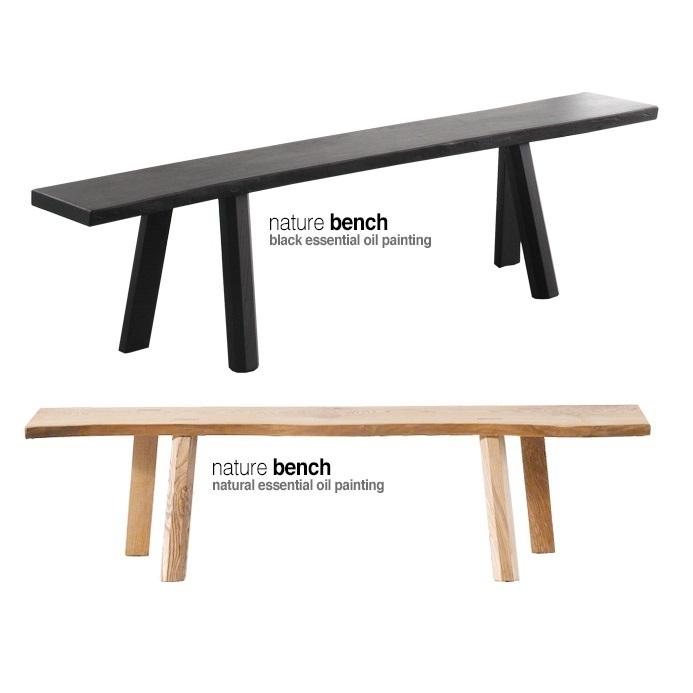 Designer Chair Ash Wood Bench Bench Bench European Modern