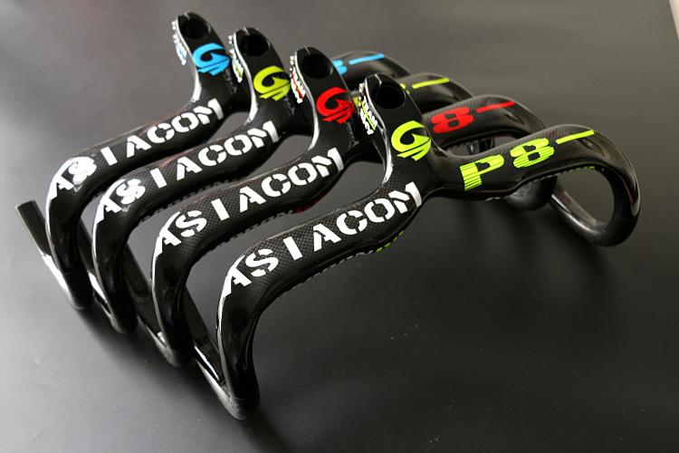 Carbon handlebar road integrated handlebar carbon fiber road bike handlebar carbon roadbike accessories(China (Mainland))