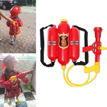 Buy Child Fire Backpack Nozzle Water Gun Toy Air Pressure Water Gun Summer Beach New Hot! for $10.54 in AliExpress store