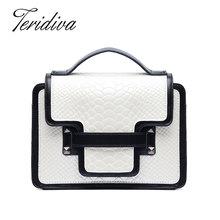 New Women Handbags Crocodile Shoulder Bag Flap Messenger Bag Designer Handbags High Quality Crossbody Bags Women Handbag Purse(China (Mainland))