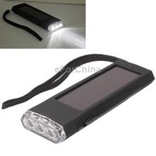 popular mini solar flashlight