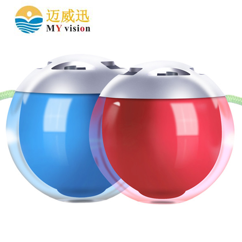 New Design Remote Control A Pair Mini Bluetooth Speakers Portable 3D Surround Stereo LED Lights Speaker Best Gift for Lovers(China (Mainland))
