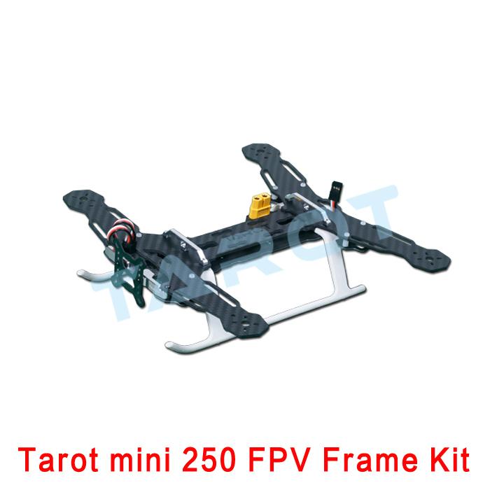 paypal free shipping Parts & Accs tarot qav250 camera quadcopter fpv system quadcopter carbon fiber multicopter frame kit(China (Mainland))