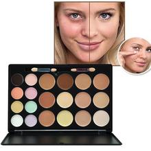 1Pc Brand 20 Colors Highlight Contour Palette 3D Contouring Makeup Corrector Concealer Cream Make Up Cosmetics Cream Y1-5