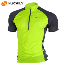 Buy NUCKILY Original Brand NUCKILY Solid Color Bicycle Short Sleeve T-shirt MTB Ropa Ciclismo Maillot Mountain Bike Cycling Jersey for $17.63 in AliExpress store