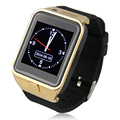 Smart Watch Bluetooth GV09 Smartwatch mini Camera FM Radio SIM Card for iPhone Android smartphones cellphones