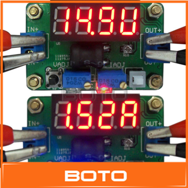 Преобразователь DC Buck Converter 100 /dc 4.5/24v 1/20v 2A #0900469 DC Adjustable Power Supply Converter kps3020d high precision adjustable digital dc power supply 30v 20a for scientific research laboratory switch dc power supply