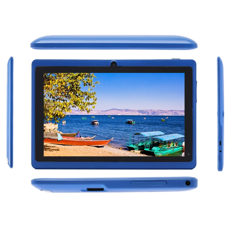 IRULU eXpro 7 Tablet PC Android 4 4 1 5GHz 8GB ROM Quad Core Dual Camera