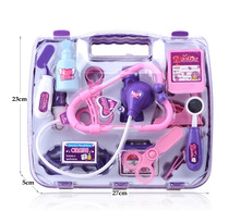 New 1 Set Pretend Toys for Kids Development Pretend Doctor Case Toy Set Free shipping (China (Mainland))