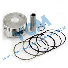 61mm Piston Set Scooter Engine GY6 Modify Parts Scooter Engine Spare Parts Wholesale YCM