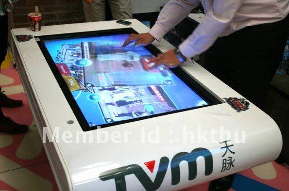 IR 42 Inch Touch Screen Panel,usb touch panel,2 points multi touch screen panel fast sent out plug and play(China (Mainland))