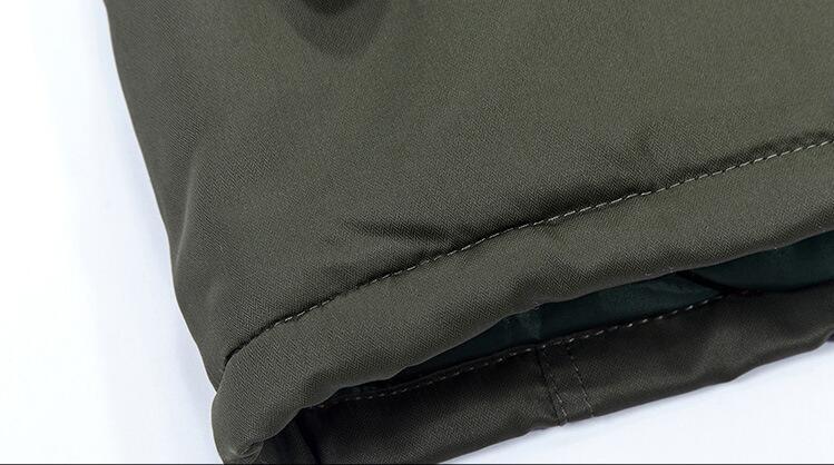 Скидки на S-4XL 2016 стильный мужчины утолщение теплая зима долго хлопка-мягкие одежды/Мужской моды slim fit с капюшоном случайные куртка